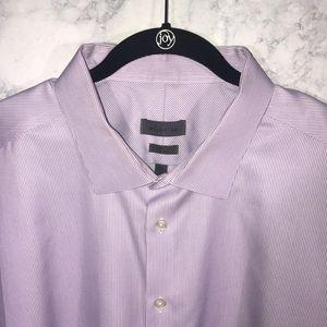 Calvin Klein men's size 20 neck non iron slim fit